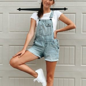 Vintage Shorts - Overall shorts